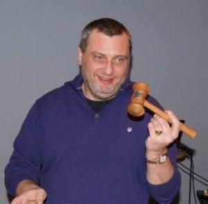 Roger med klubbe tonsberg